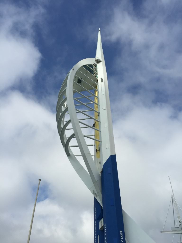 Spinnaker Tower Review