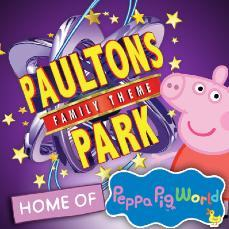 Paultons Park and Peppa Pig World Logo