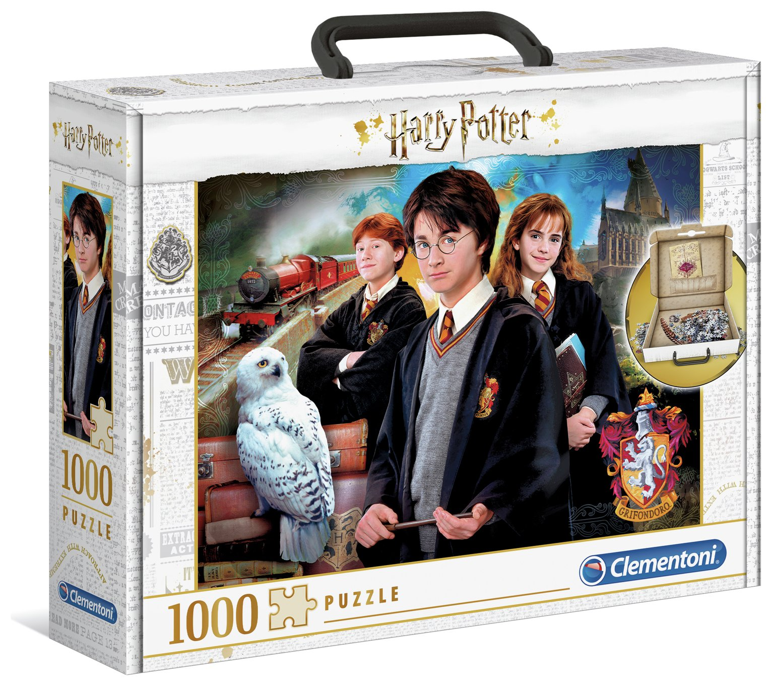harry potter 1000 piece jigsaw puzzle